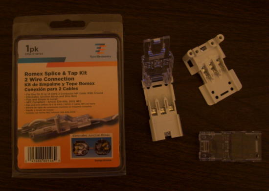 Romex Splice And Tap Kit