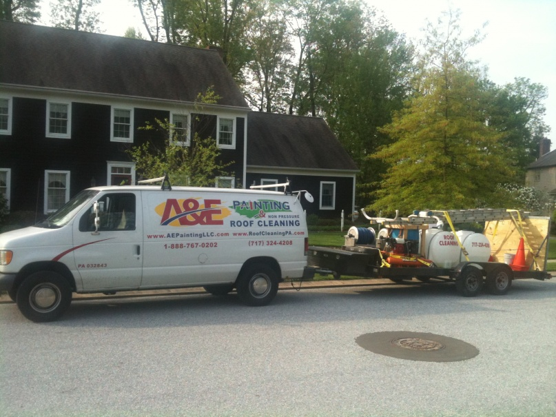 Certifed Roof Cleaning By A Amp E Roofing Contractor Talk