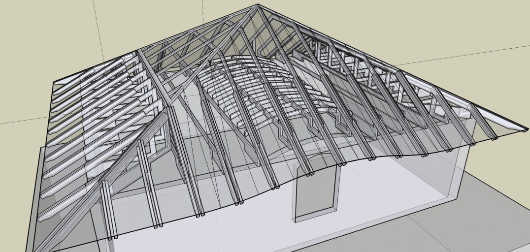 Dormer Roof Framing