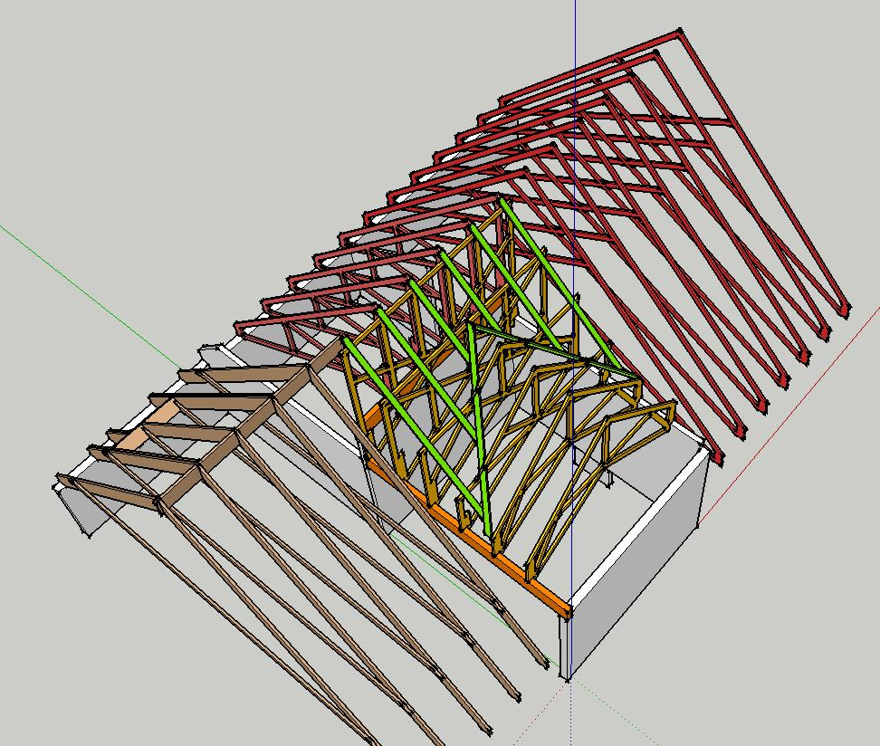 Reason 2 Truss . . . Would U? Roof Frame Trusses.