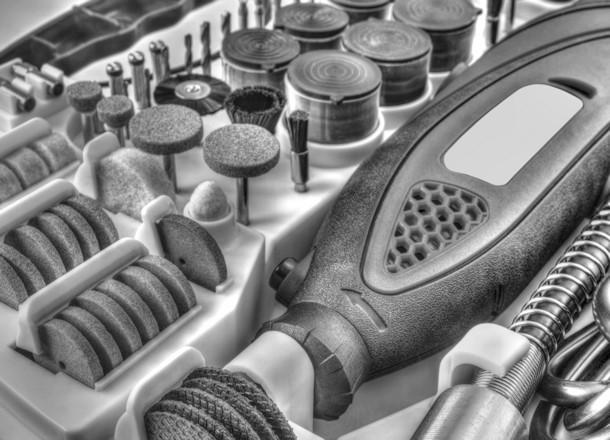 Cordless Rotary Tools Have So Many Uses