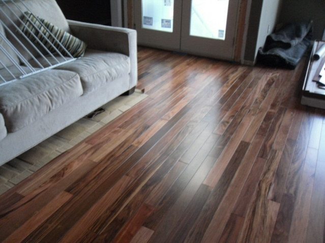 Bolivian Rosewood Flooring ~ Experience with bolivian rosewood flooring contractor