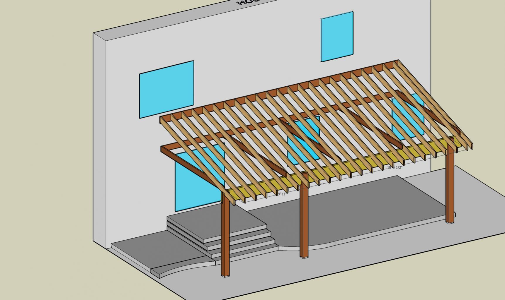 Deck boards sketchup deck boards for Sketchup deck design