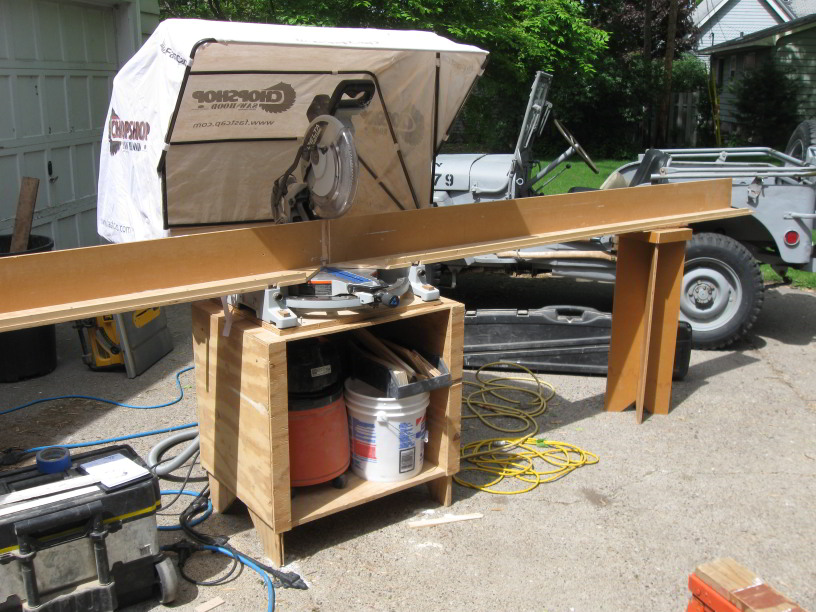 Homemade Mitre Stand Photos Page 2 Finish Carpentry