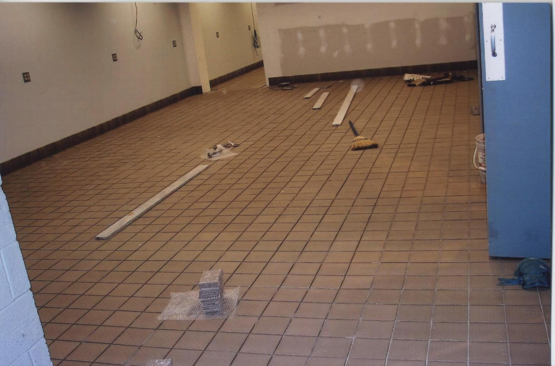 Restaurant Kitchen Floor Flooring Contractor Talk