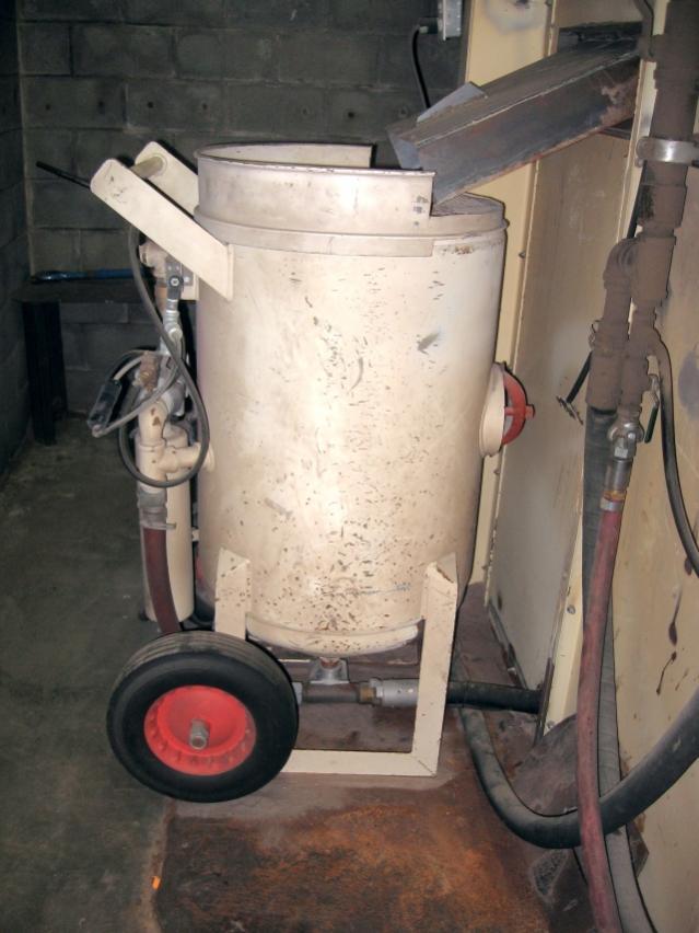 marco blasting equipment