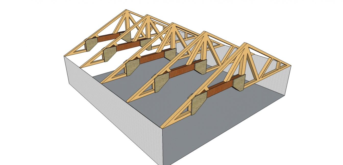 Raising A Trussed Celing Framing Contractor Talk