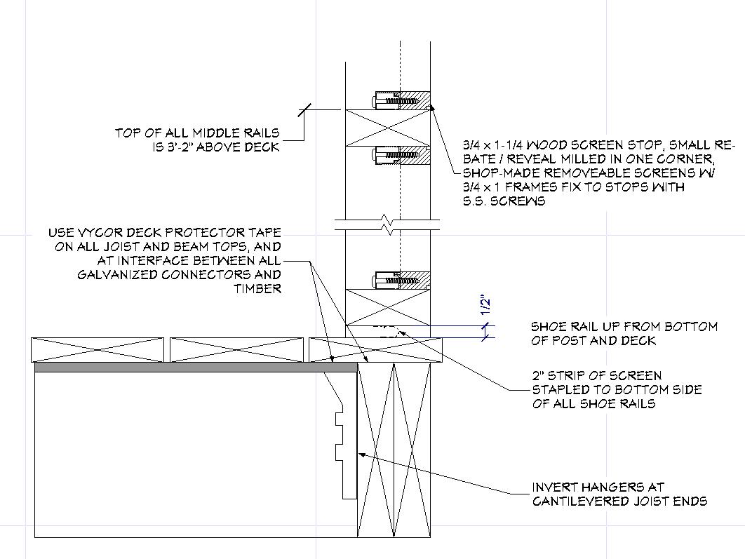 Screened Porch Frame Design - Architecture & Design - Contractor Talk
