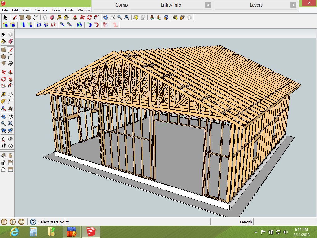 Pdf diy carpentry design software download wood free plans for House plan drawing software free