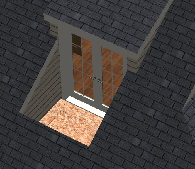 Inset Dormer Metal Pan Flashing Roofing Contractor Talk