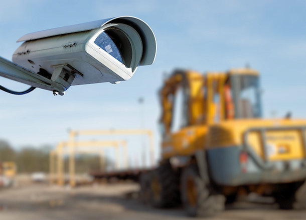 Do You Need Security Cameras on your Jobsite?