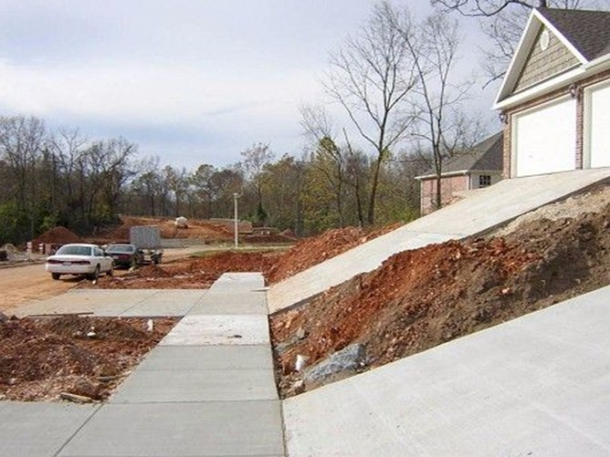 Steep Driveway - General Discussion - Contractor Talk