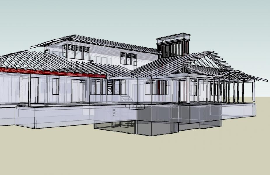 Sketchup House Builder Plugin - repast