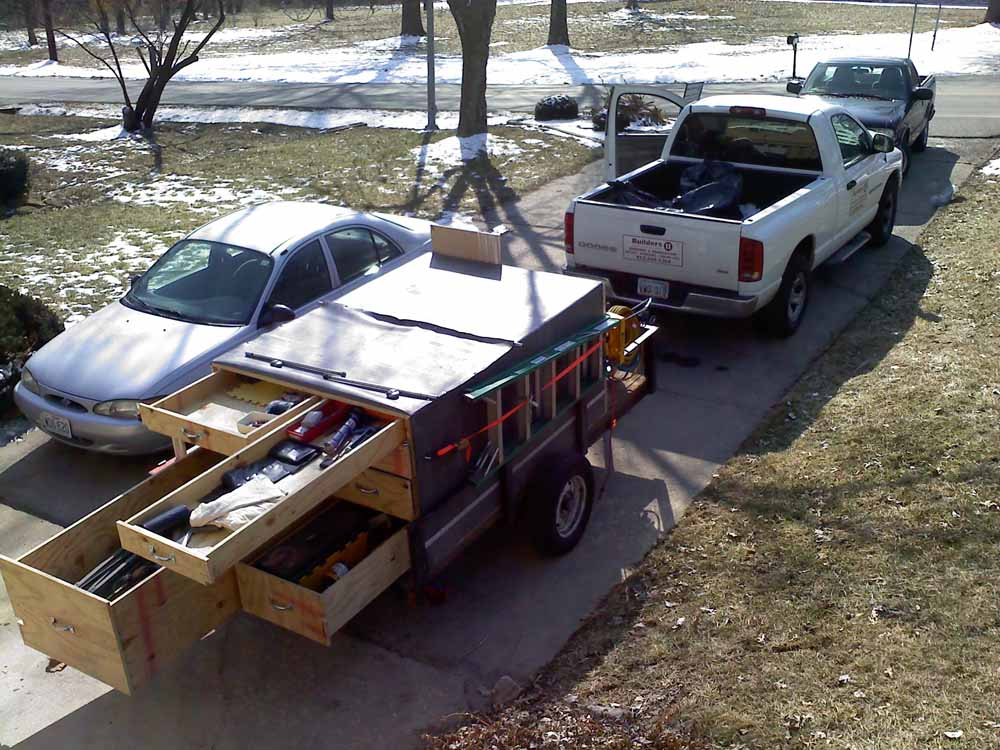 What Vehicle Setup Works For You Remodeling
