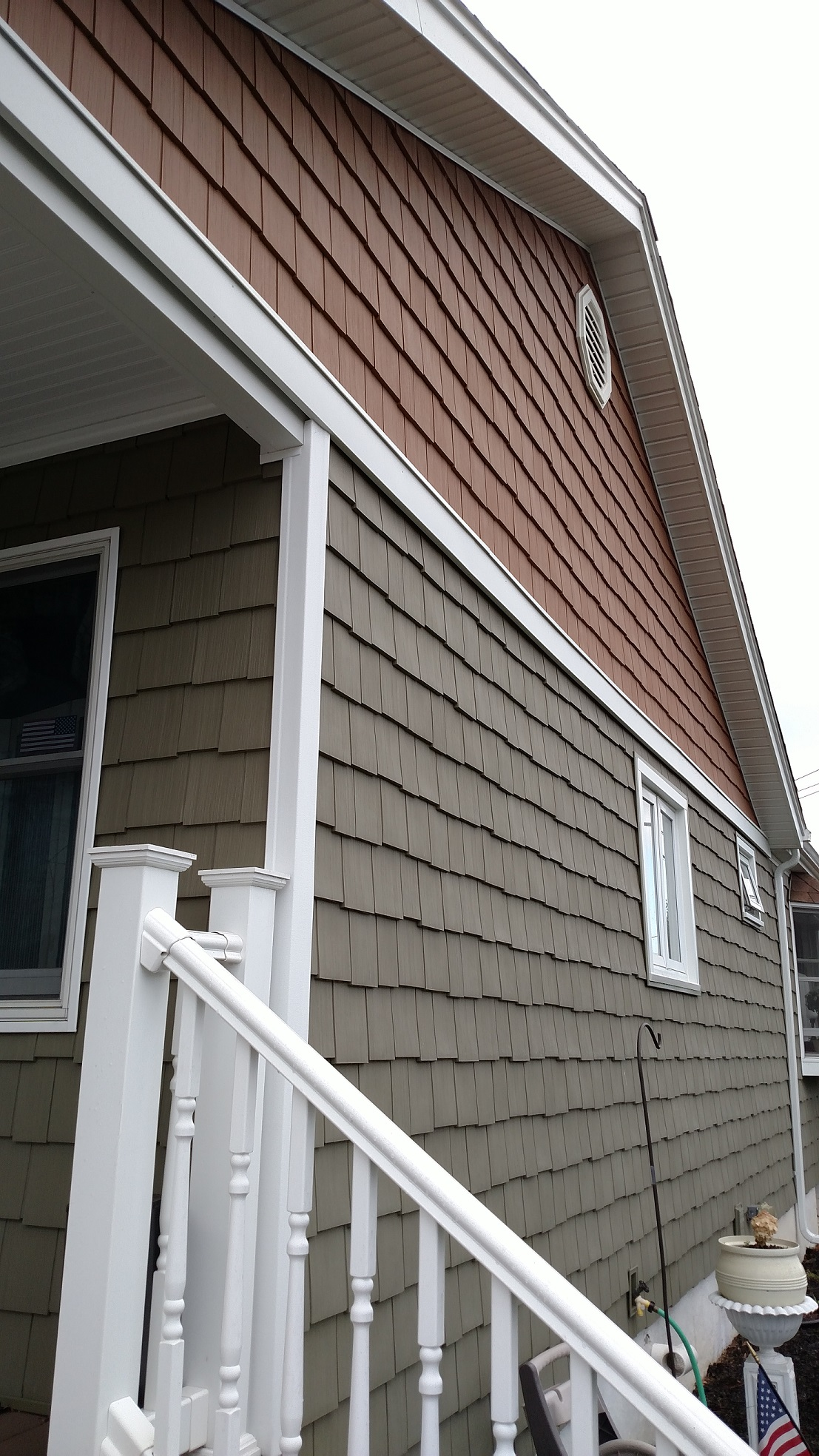 Cedar Impressions And Soffit Transition Page 2 Windows