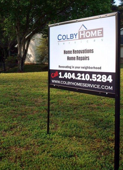 Yard Signs Marketing Sales Contractor Talk