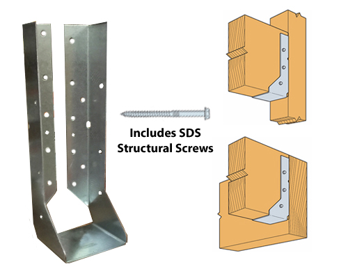 How to Attach Deck Roof Support Posts-simpson_hucq_4x.jpg