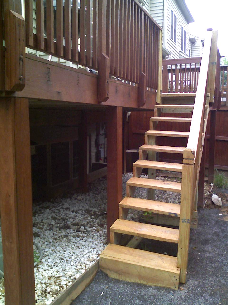 Deck Stair Treads... - Page 2 - General Discussion - Contractor Talk