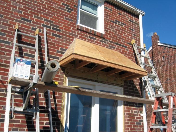 Back door overhang-sladek-041a.jpg ... & Back Door Overhang - Carpentry - Contractor Talk