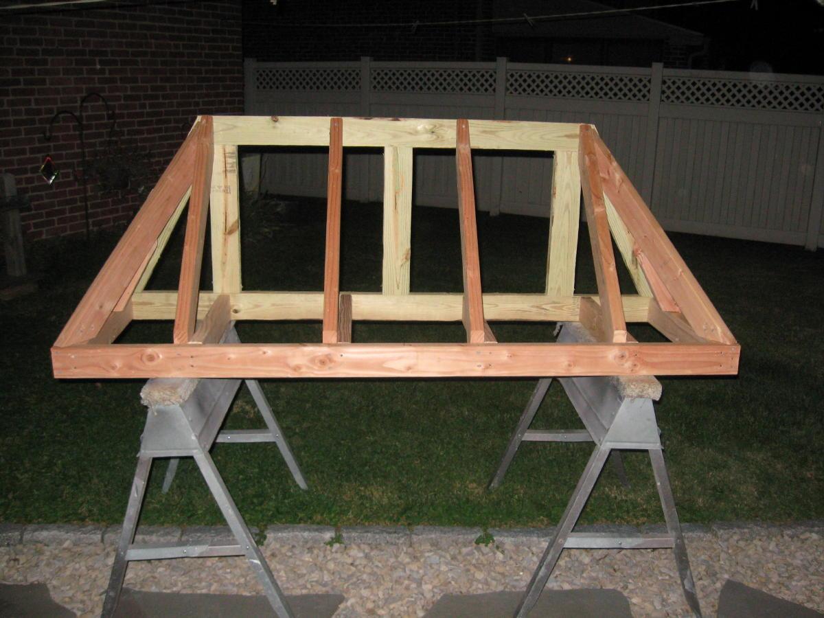 Bastard hip door canopy-sladek-door-017a.jpg. \  & Bastard Hip Door Canopy - Windows Siding and Doors - Contractor Talk