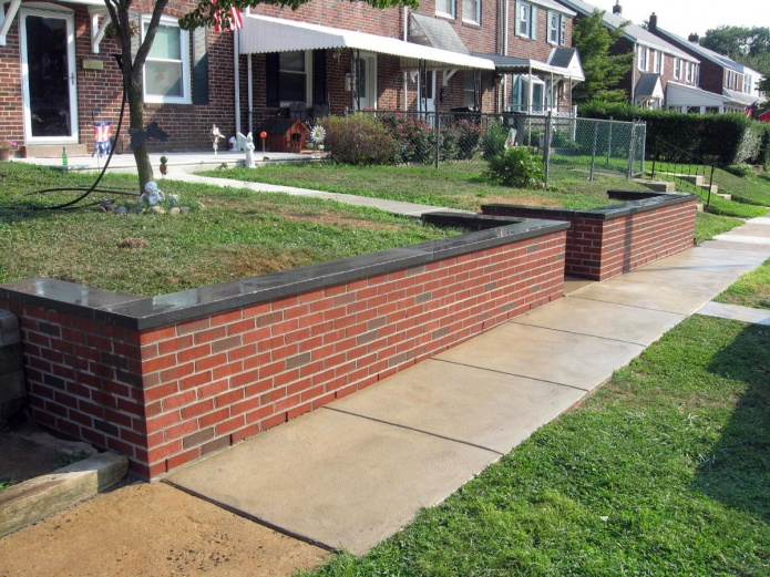 Retaining Wall Project Page 7 Masonry Contractor Talk
