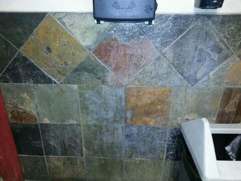 Slate Tile (wet Look Sealant Failer) - Flooring - Contractor Talk