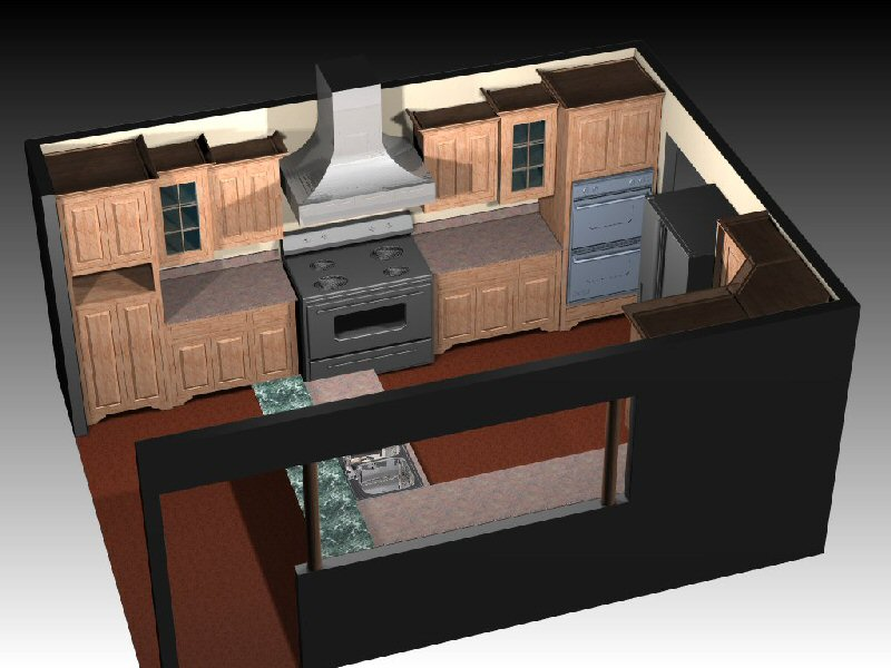 Cabinet Drawing Software Kitchens Baths Contractor Talk