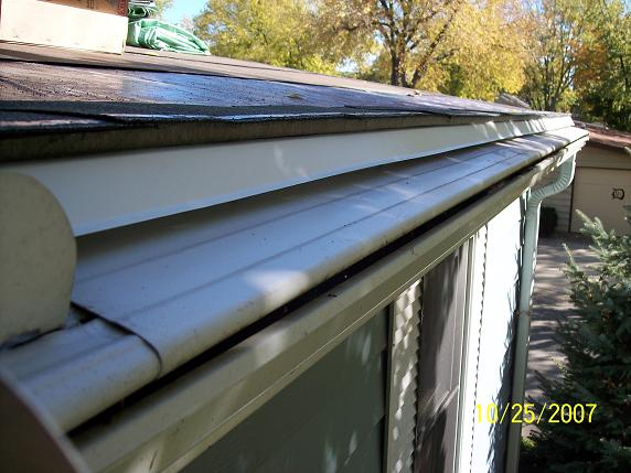 Mid Roof Smart Vent Fresh Air Intake On Low Slope Roof