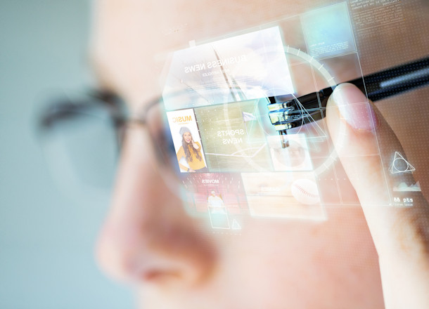 Smart Glasses Debut on the Contractor Scene