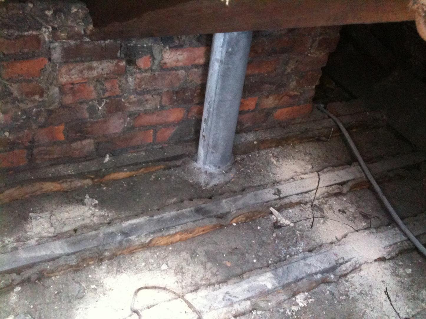 Old House Ventilation - Roofing - Contractor Talk