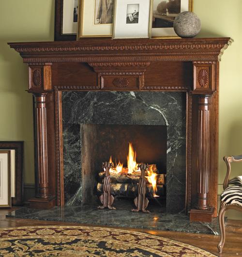 Fireplace Mantel Clearance