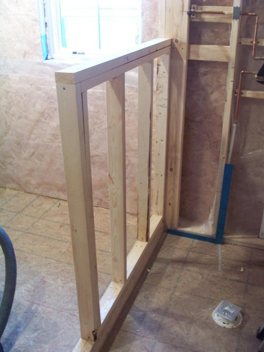 Strengthening Wing Wall Carpentry Contractor Talk