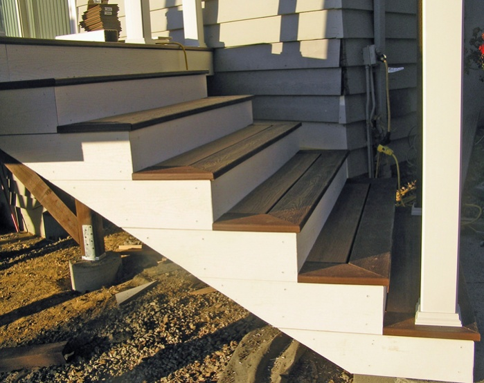 Superior ... Composite Step Questions Spranzo Stairs 1 Red