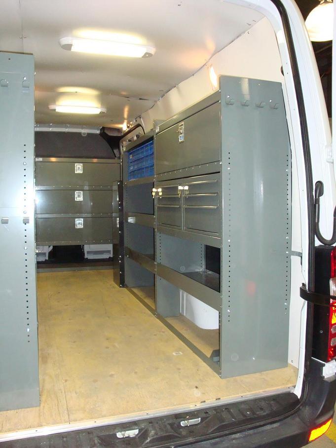 Work Van Shelves Page 2 Vehicles Contractor Talk