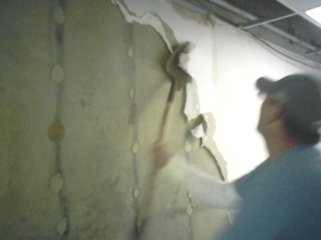 Drywall To Cinder Block Drywall Contractor Talk