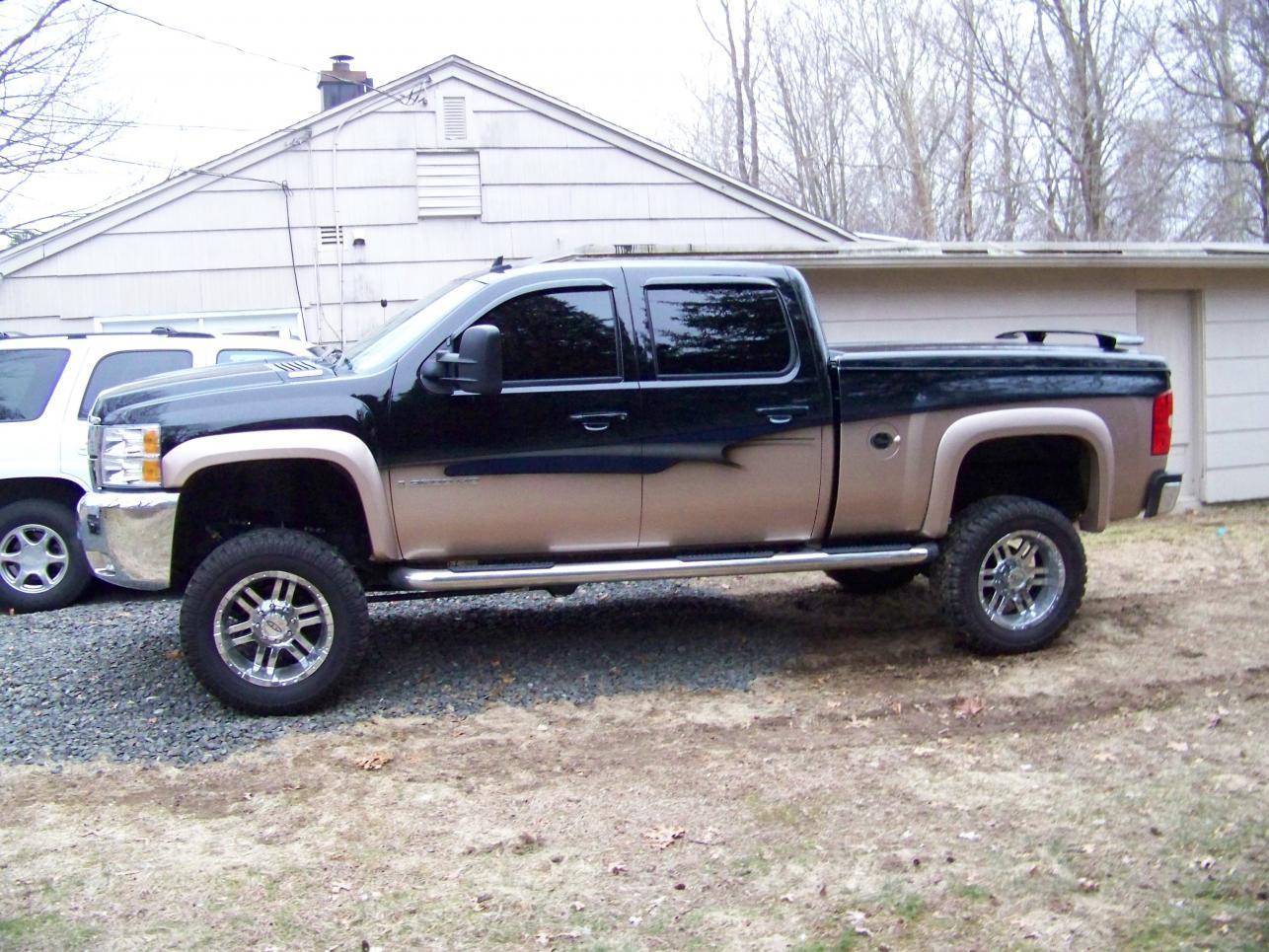 custom paint on truck? vehicles contractor talk Custom Truck Paint Schemes custom paint on truck? ss_frame_pics_014 1 jpg