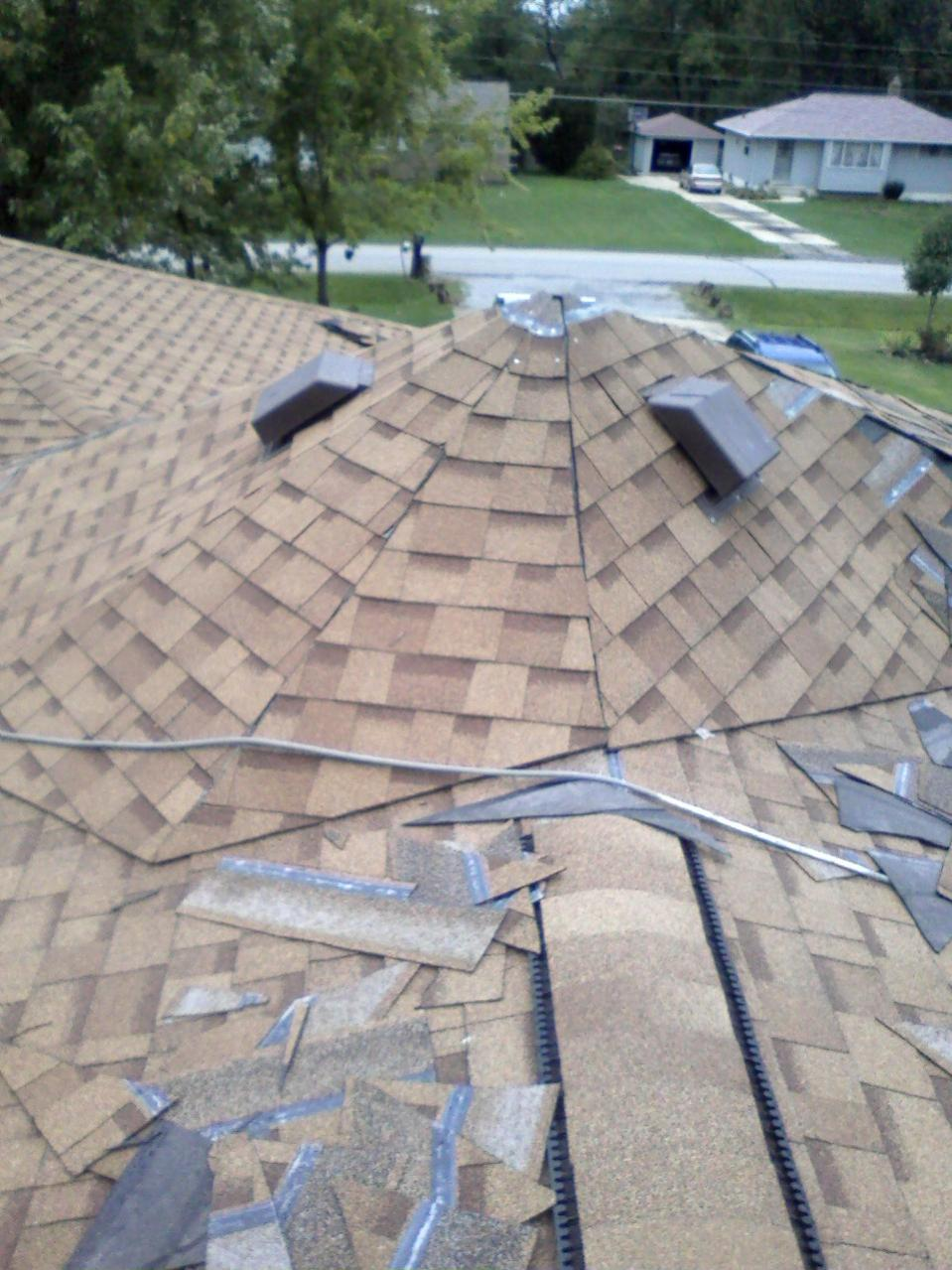 Cone Shape Roof Roofing Contractor Talk
