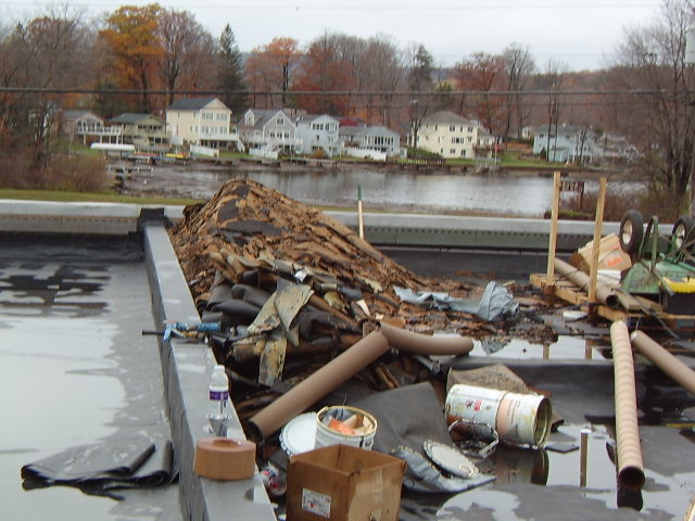 Opinions On Botched Flat Roof Contractor Talk Professional Construction And Remodeling Forum
