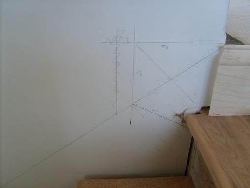 ... Determining Skirt Board Height Stair Skirt Base Layout ...