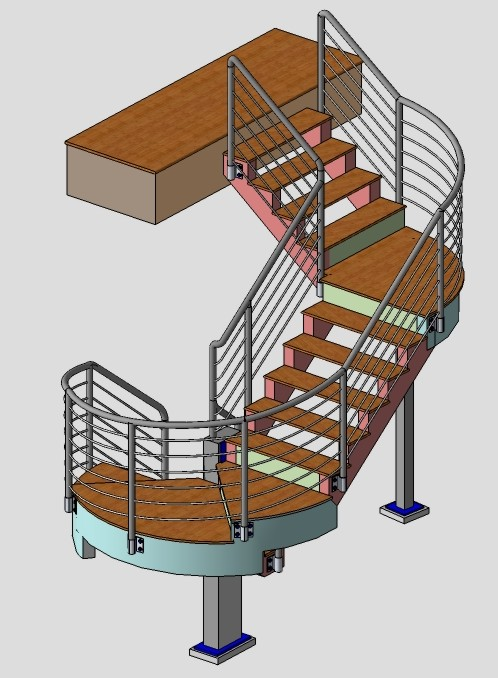 Octagonal Stairs - Carpentry - Contractor Talk