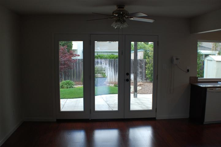 Replace A Sliding Door With French Doors 59 5 Quot Ro Page