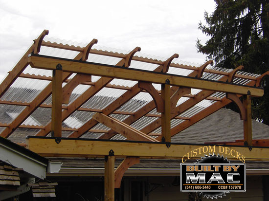 Pergola Construction Contractor Talk