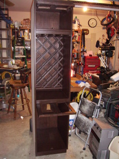 I Need Barrister Bookcase Door Slides Other Than Rockler S