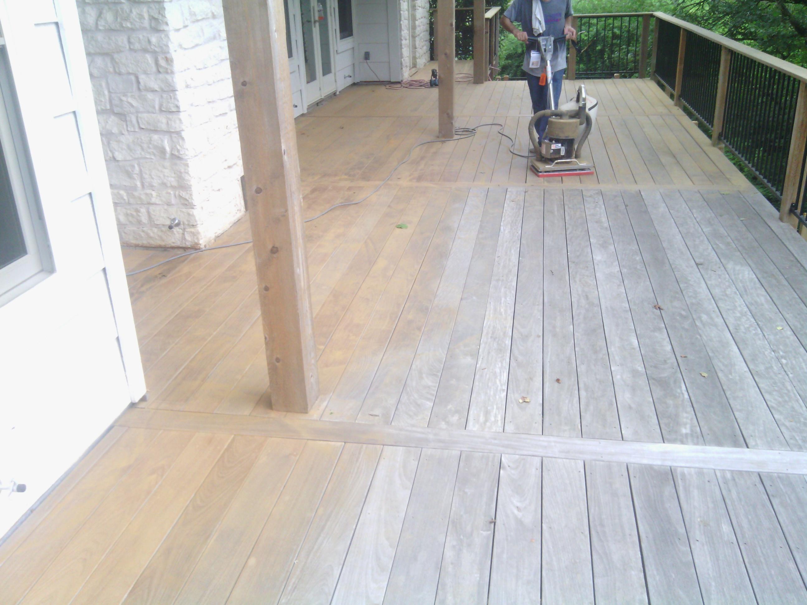 Best Clear Coat Sealant For Ipe Deck Decks Amp Fencing