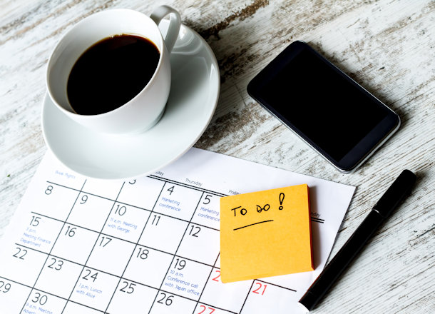 Using Tech to Manage To-Do Lists