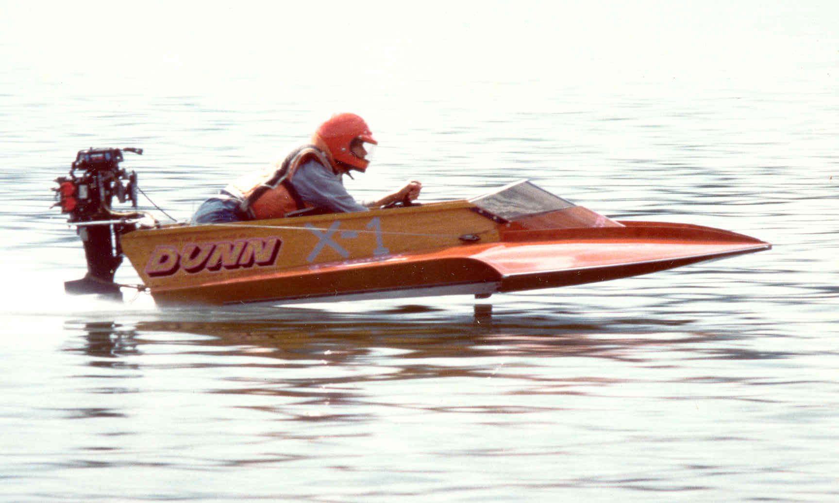 how to build a timber speed boat