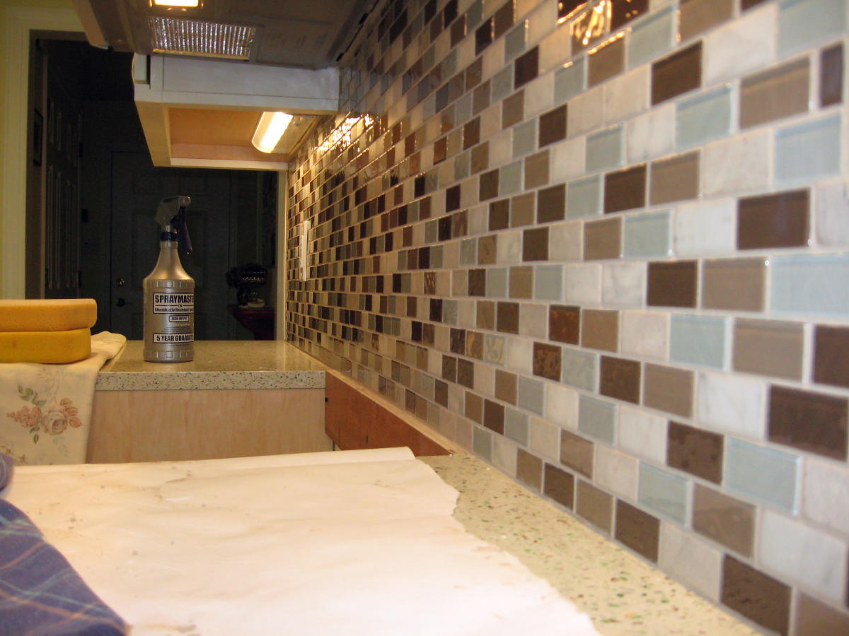 Experience with fusion pro grout tiling contractor talk experience with fusion pro grout tile backsplash 031ag dailygadgetfo Gallery