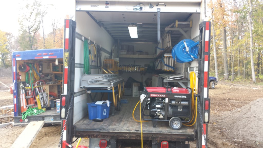 Truck And Trailer Or Box Van Carpentry Contractor Talk