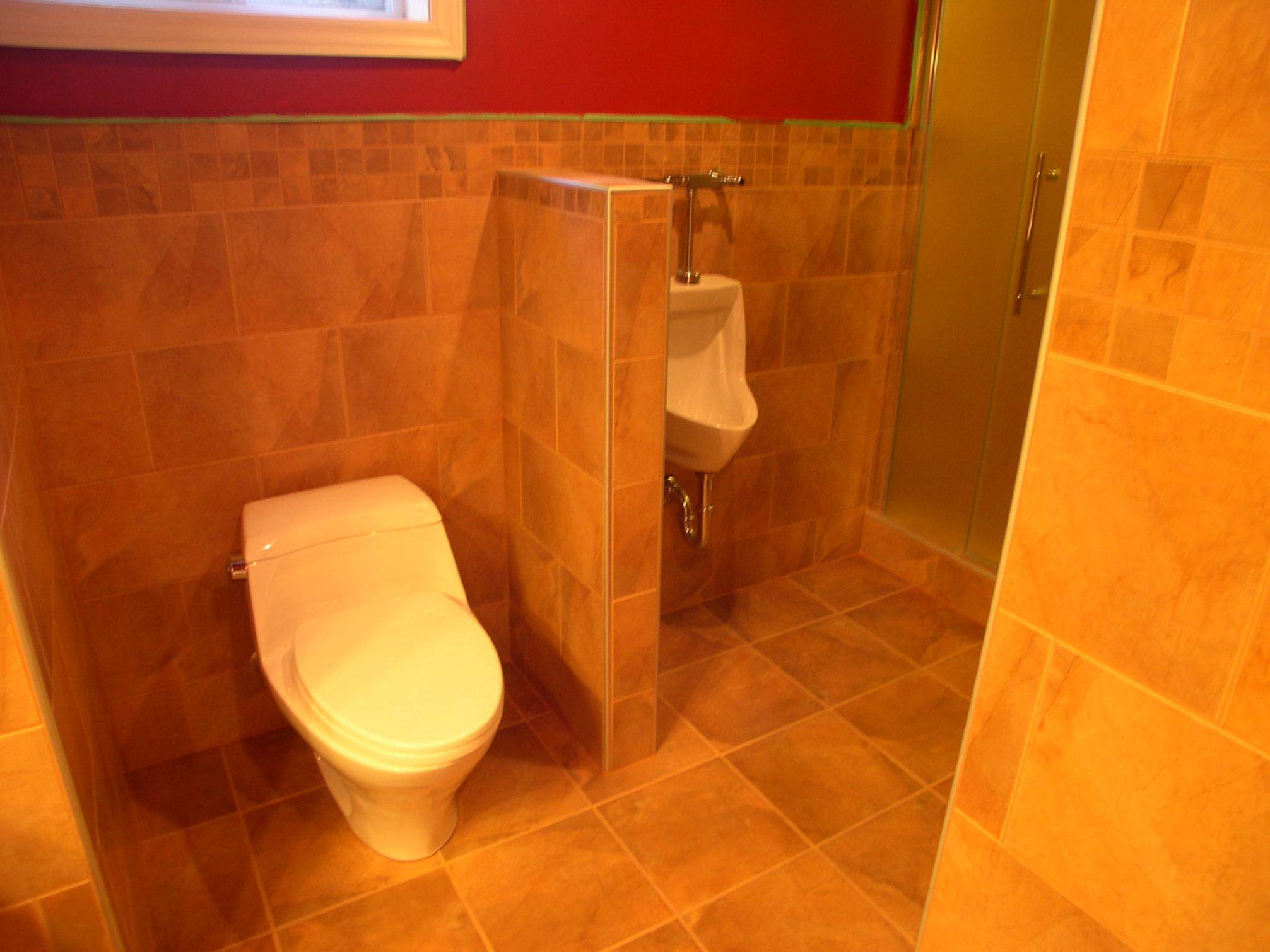 Urinal In The House General Discussion Contractor Talk