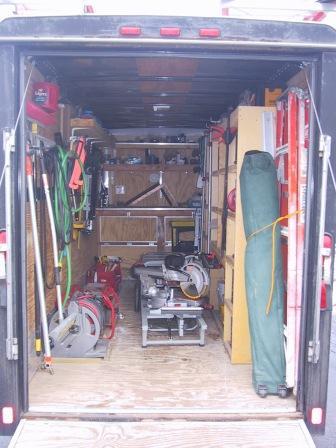 Enclosed Trailer Suggestions Tools Amp Equipment